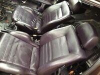 Mk3 golf vr6 seats