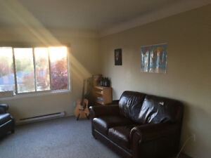 1 Bedroom Corner Apartment - Oak Bay