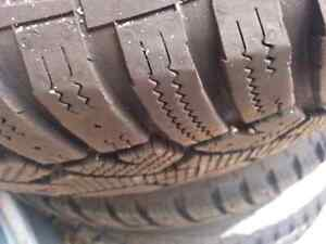 Like new winter tires 195 65 r15