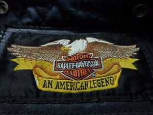 Harley jacket xx-large   recycledgear.ca