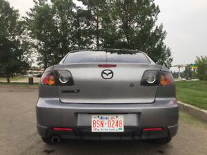 2005 Mazda Mazda3 Sport Sedan
