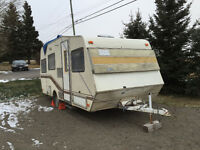 1980 Prowler Travel Trailer for Sale!