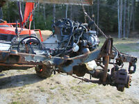 92 Jeep CJ 4 cyl, for parts