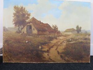 Painting. Old Dutch