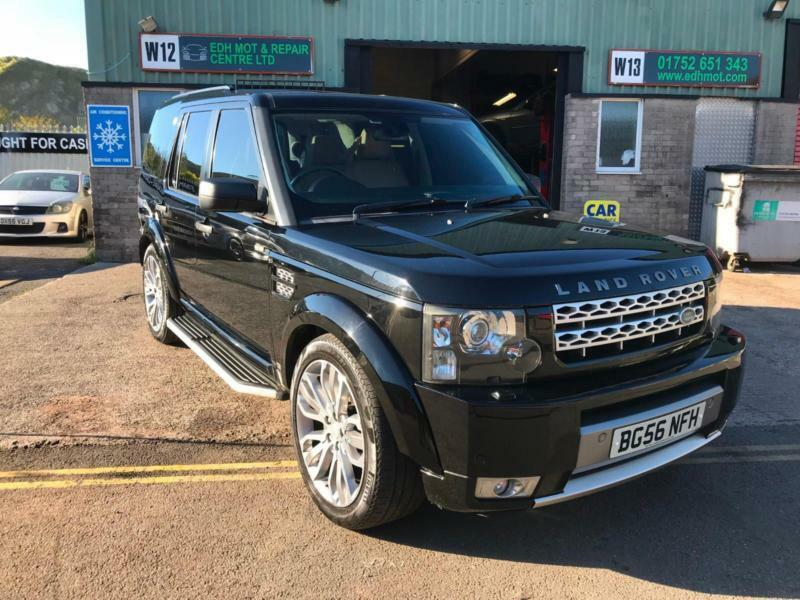 Land Rover Discovery 3 Hse 2 7td V6 Auto Fully Loaded Rivere Kit