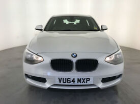 2014 64 BMW 116D EFFICIENT DYNAMICS SERVICE HISTORY FINANCE PX WELCOME