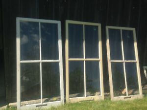Antique and Modern Windows for Sale