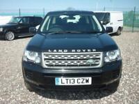 Land Rover Freelander 2.2 TD4 GS, 4x4 automatic