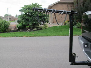 For Sale One Thule Four Bike Rack