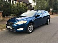 2007 Ford Mondeo 2.0 TDCI GHIA ESTATE AUTOMATIC LHD 5dr LEFT HAND DRIVE