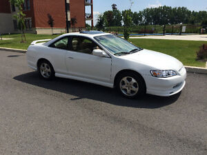 1999 Honda Accord EX V6 Coupe (2 door)