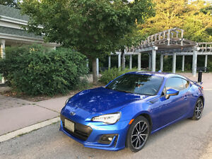 2017 Subaru BRZ Sport-tech Coupe (2 door)
