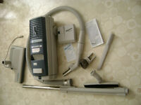 Electrolux Vacuum cleaner system