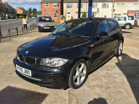 2009 BMW 116 2.0 Sport 57,000 miles full history, HPI CLEAR