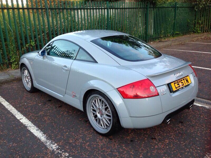 Audi Tt Mk1 1 8 Turbo 20v 225bhp In Chester Le Street