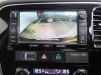 2013 MITSUBISHI OUTLANDER 2.2 DI D GX4 SUV 7 Seats