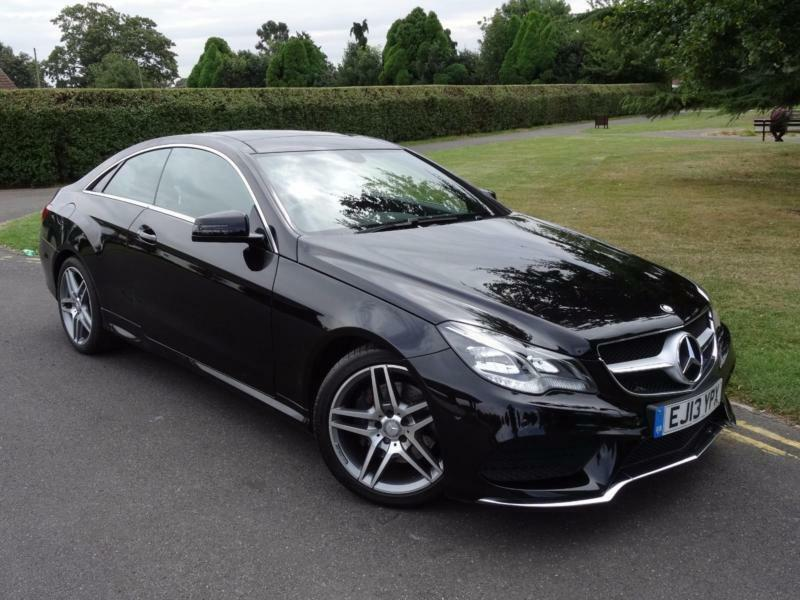 mercedes e class e250 cdi amg sport coupe 2013 13 in redbridge london gumtree. Black Bedroom Furniture Sets. Home Design Ideas