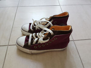 Brand new Chucks/All Stars shoes - double upper/high tops