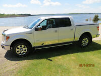 2012 Ford F-150 SuperCrew LARIAT Pickup Truck