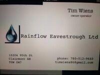 Eavestrough services