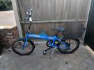 WST Sprint Aluminio Folding Bikes - excellent condition!