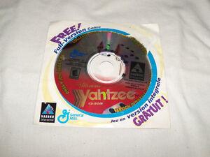 Yahtzee Ultimate CD-ROM - Bilingual Full Version