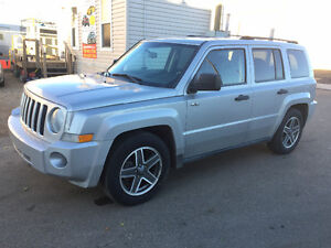 2009 JEEP PATRIOT NORTH EDITION 169000 KM INSPECTED CLEAN