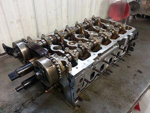 tete moteur volkswagen 2.8l 24 valves