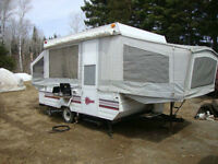 ((((((((Tent Trailer for sale )))))))))))