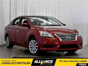 2014 Nissan Sentra 1.8 S This car is reserve