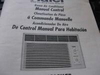 CLIMATISEUR DE FENÊTRE HAIER