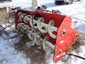 960 Buhler/Farm King Snow Blower Regina Regina Area image 1