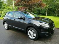 2010 Nissan Qashqai 1.5 DCI Acenta, ONLY 59000 MILES! STUNNING EXAMPLE!