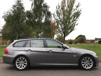 BMW 320 D 2.0 TURBO DIESEL SE (2008 08 REG) TOURING 5 DOOR ESTATE