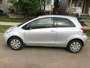 2009 Toyota Yaris 2Dr 5spd; Mint Mechanical Condition; New Tires