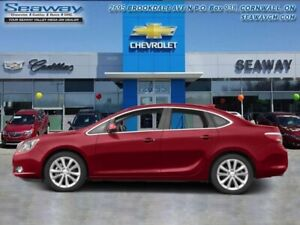 2017 Buick Verano Leather Group  - Leather Seats