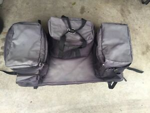 Atv rear bag/seat Kitchener / Waterloo Kitchener Area image 1