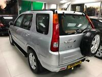 2004 Honda CR-V 2.0 i-VTEC Executive -3 F Keepers-Sat NAV-MOT FEB/18 - 89k miles