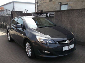 12 62 VAUXHALL ASTRA 1.6 VVT EXCLUSIV 16V 5DR FACELIFT ALLOYS CRUISE A/C FSH