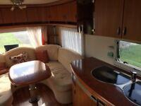 2007 Hobby caravan for sale