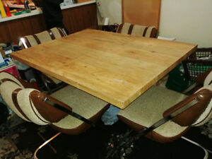 """Dining Table with 4 chairs """"Price Reduced"""""""