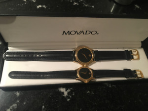 Movado Museum Watch - His and Hers