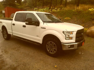 Trade or Swap 2016 Ford F-150 SuperCrew XLT EcoBoost