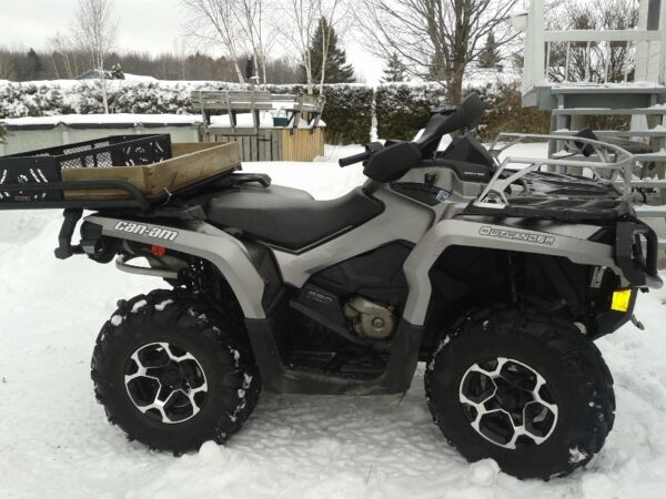 Used 2013 Bombardier Can-Am Outlander