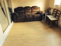 TWO DOUBLE BEDROOM FLAT GROUND FLOOR WITH GARDEN AND PARKING AT STANMORE INCLUDING COUNCIL TAX