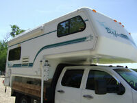 Bigfoot 3000 Series Truck Camper