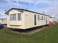 Static caravan to rent ingoldmells Skegness