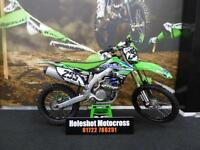 Kawasaki KXF 450 Motocross bike Clean example