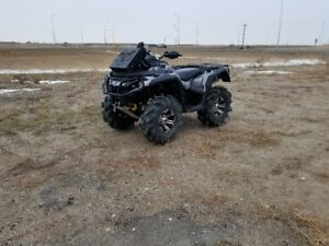 2012 Can Am Outlander