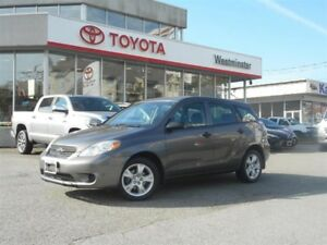2005 Toyota Matrix 5 Door Hatchback